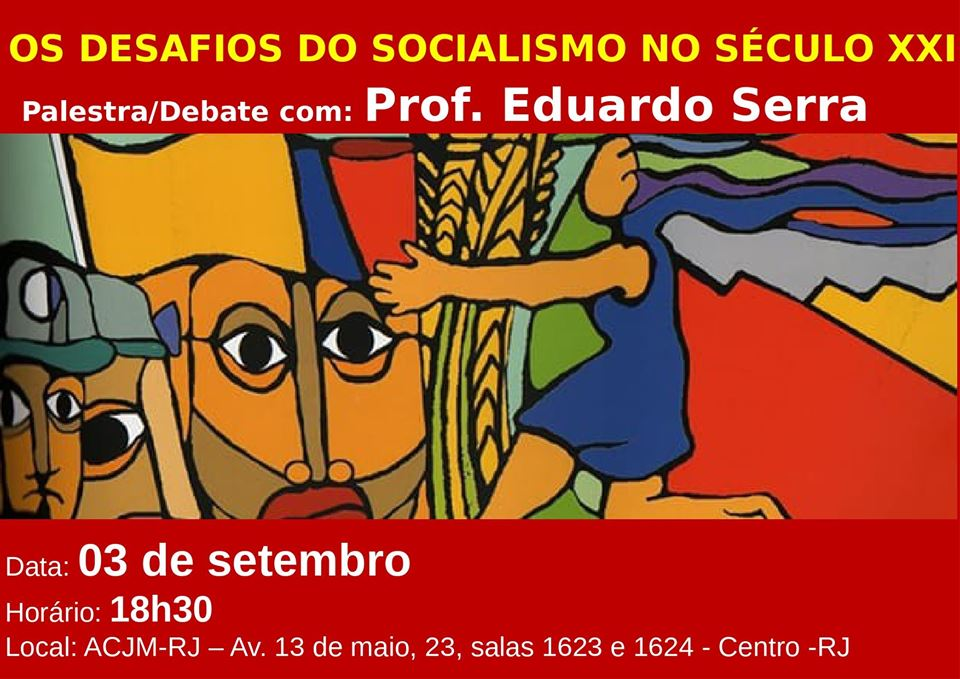 03-09 Os desafios do socialismo