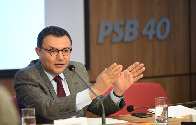 Carlos Siqueira - Presidente do PSB
